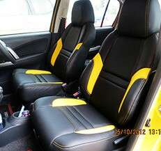 Fit Custom Leather Seat with installation