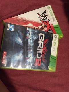 Grid 2 and wwe2k15