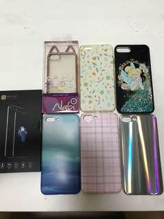🈹🈹包平郵📮大清貨iPhone 7 8 plus手機殼送🎁iPhone Plus鋼化手機貼