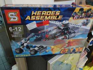 非 Lego 不作買賣 慈善用途免費捐出 只限東涌地鐵附近屋苑交收