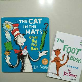 Dr Seuss Great Big Flap Book