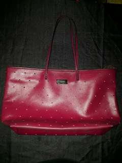Fendi Shoppers Tote Bag Authentic