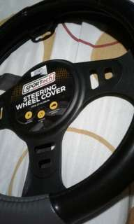 Used but not abused Steering Wheel Cover