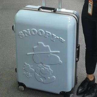 🚚 🙌全新!28吋史努比行李箱