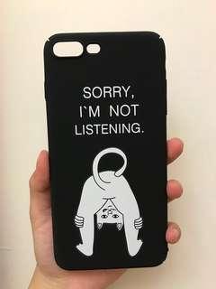 創意搞笑iPhone7 plus 8plus Case
