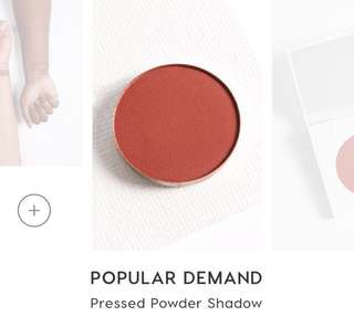 [SALE❗️PROMO INSTOCK] COLOURPOP POPULAR DEMAND Pressed Powder Shadow