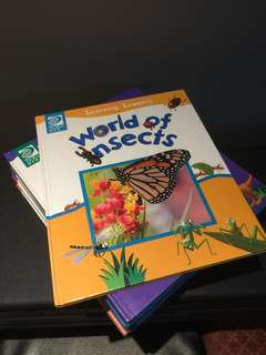 World Book Learning Ladders Children's Reference Series