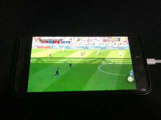 Watch live world cup on iphone