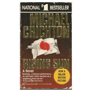 Michael Crichton - Rising Sun