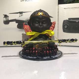 Monkey king suitable for car display