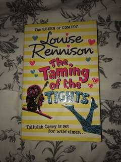 The Taming Of The Tights book
