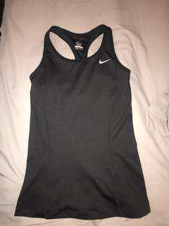 Nike dri fit singlet