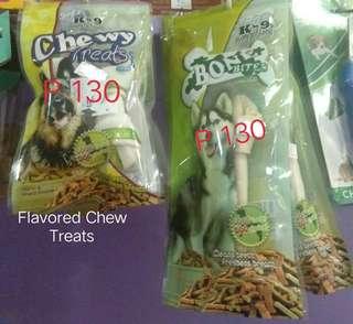 Dental treats / Chew treats