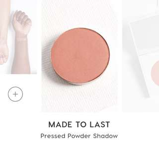 [SALE❗️INSTOCK] COLOURPOP MADE TO LAST PRESSED EYESHADOW