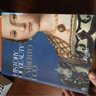 History of Beauty by Umberto Eco,  Girolamo De Michele, Alastair McEwen (Translator), Agnolo di Cosimo Bronzino (illustrator)