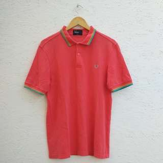 Polo shirt Fred Perry twintipped