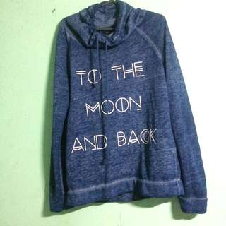 To The Moon and Back Sweatshirt