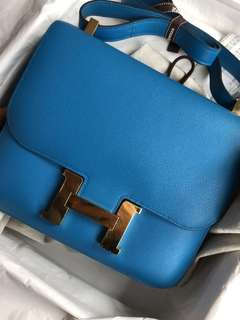 Hermes constance 24 A stamp
