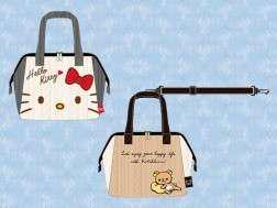 🚚 Rilakkuma Big Clasp Bag