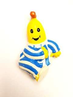 🆕️'Banana In Pajamas' 3D Clay Magnet