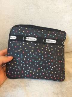 Lesportsac foldable tote bag 摺疊環保袋