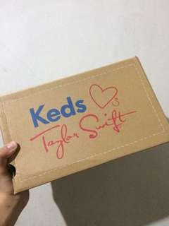 Keds taylor swift limited edition
