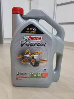 Engine oil 10w-40  CF