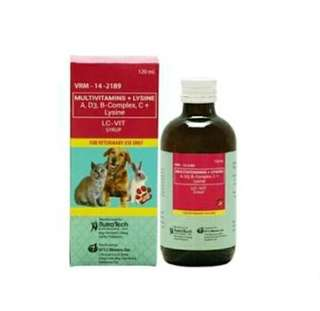 Pet Vitamins ( LC-Vit )