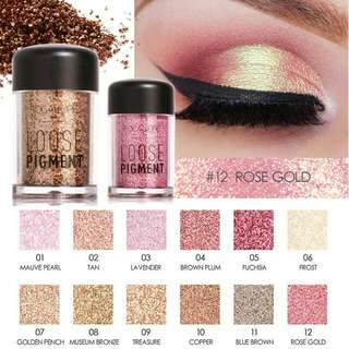 READY STOCK - FOCALLURE LOOSE PIGMENTS