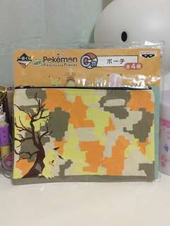 Pokemon & Friends Kuji Prize C - Mimikyu Pouch
