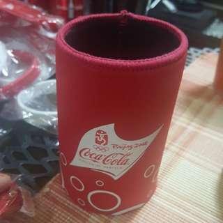 Coke coca cola beijing olympics holder