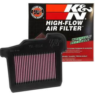 ORIGINAL K&N AIR FILTER FOR ANY MOTORCYCLES, DIRECT FROM US SUPPLIER - PM TO QUOTE PRICE (READ BEFORE ASKING)