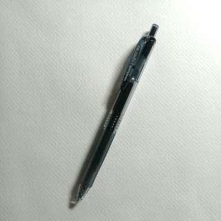 uni 黑色0.5原子筆