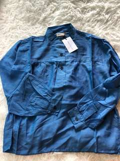 Isabel Marant Blue blouse