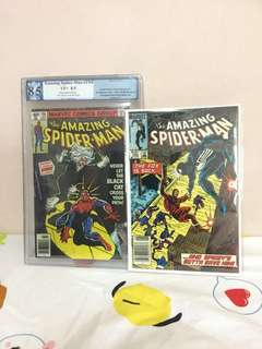 Amazing Spider-man #194 & #265