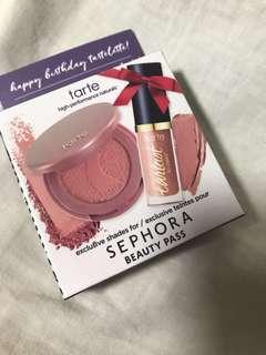 Tarte Blush & Lip Paint