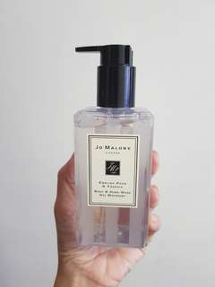 Jo Malone English Pear&Fressia body&hand wash
