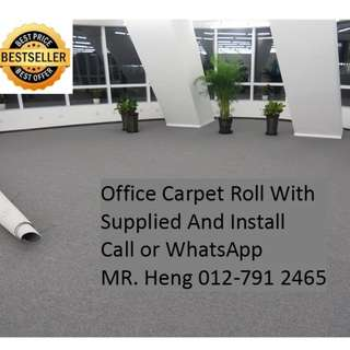 Sungai Bakap Office Carpet Roll Call Mr. Heng 012-7912465