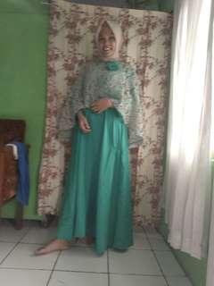 Gamis burkat