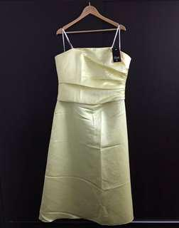Bandeau And Skirt Set (Dress Set - Top And Skirt)