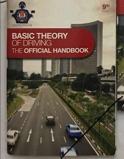 Basic Theory of Driving The Official Handbook 9th Ed