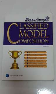 CLASSIFIED MODEL COMPOSITION [ SECONDARY 2]