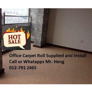 Sungai Jawi Office Carpet Roll Call Mr. Heng 012-7912465