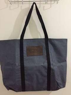 Bencab Museum large gray shopping bag