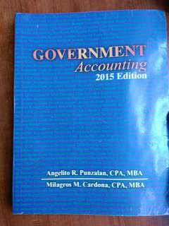 Government Accounting by Punzalan