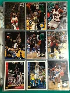 Vintage NBA Cards