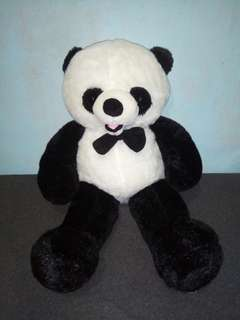 Cute 2 ft. Panda Stuff Toy (For sale)