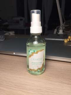 Colourpop aventurine setting spray