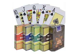 *BRAND NEW* Elastic Texa Poker Card (Jumbo and free normal postage)