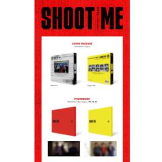 [PREORDER] DAY6 (데이식스) - 3rd Mini album / Shoot Me : Youth Part 1